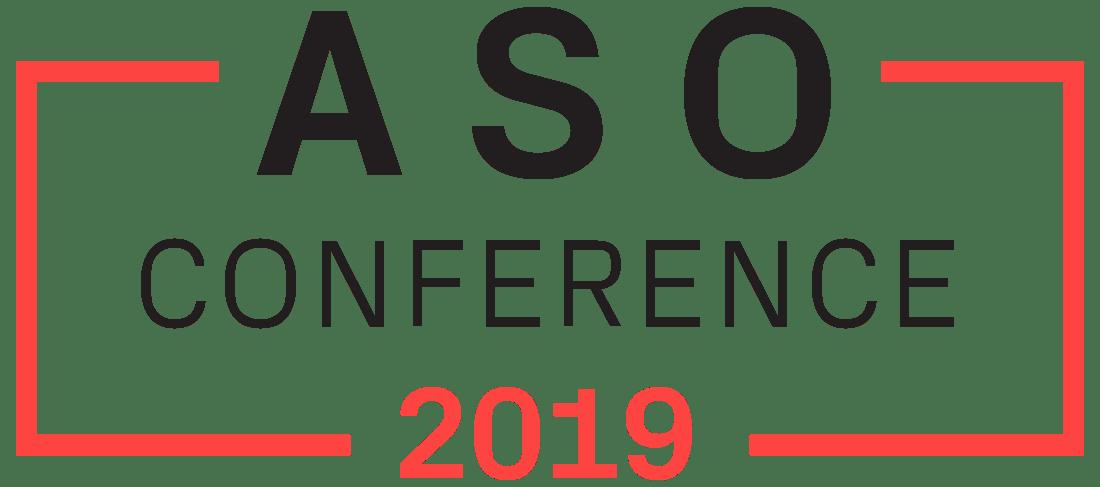 ASO Conference 2019 - Berlin