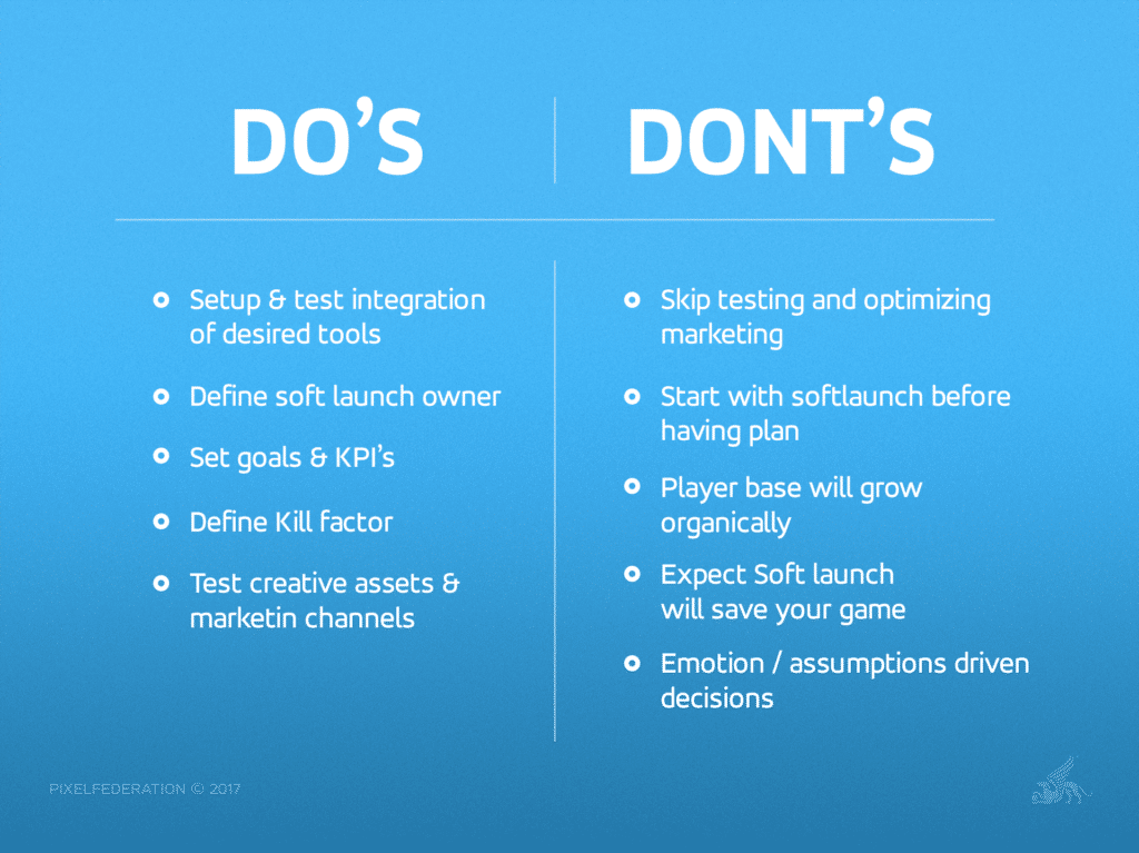 How the Right Soft-Launch Strategy Can Ensure Long-Term Success - Do's & Don'ts