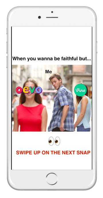 Why Snapchat Could Be The Missing Link in Your App's Growth Strategy - Oevo Meme Marketing