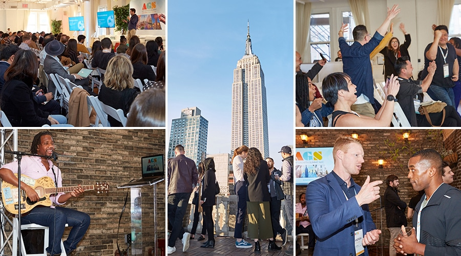 App Growth Summit NYC 2019 - Insights & Recaps - Photo Collage 2