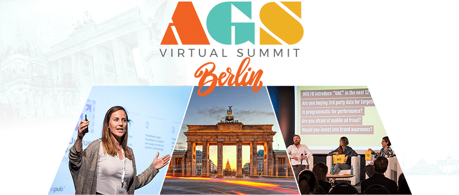 AGS Virtual Summit Berlin 2020