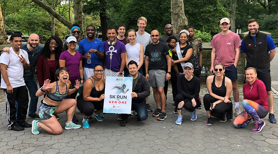 App Growth Experts - 5k Run 4 Gen One Charity