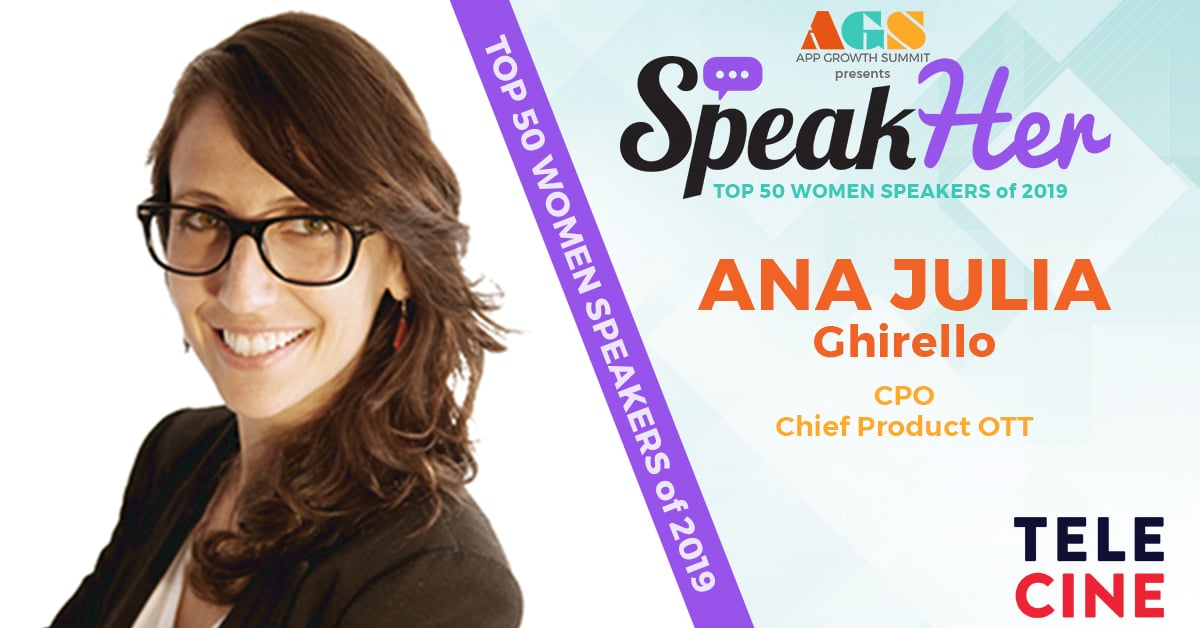 SpeakHer - Top 50 - Ana Julia Ghirello