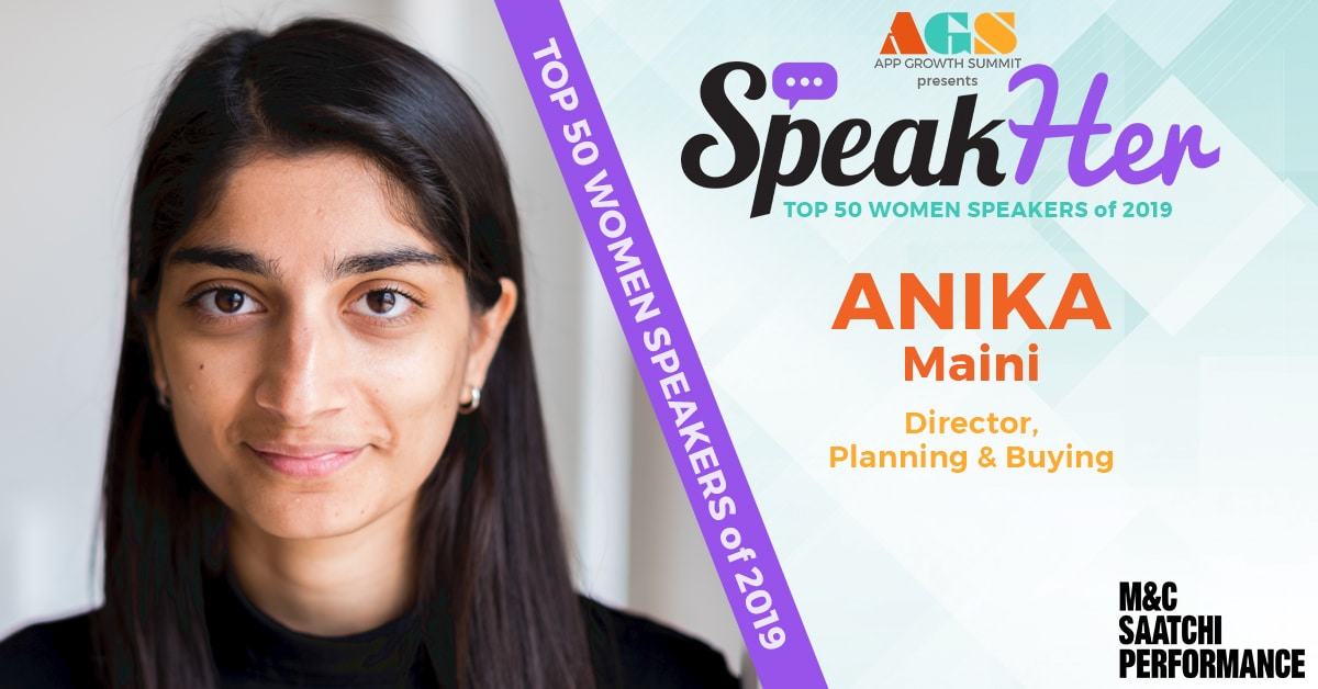 SpeakHer - Top 50 - Anika Maini