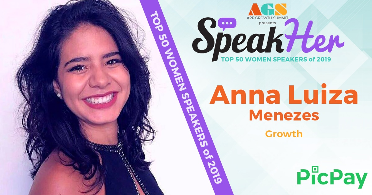 SpeakHer - Top 50 - Anna Luiza Menezes