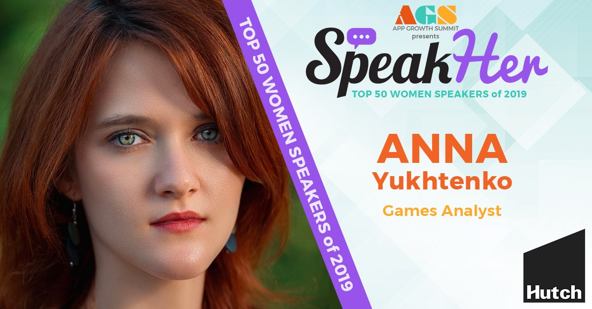 SpeakHer - Top 50 - Anna Yukhtenko