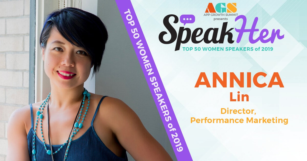 SpeakHer - Top 50 - Annica Lin