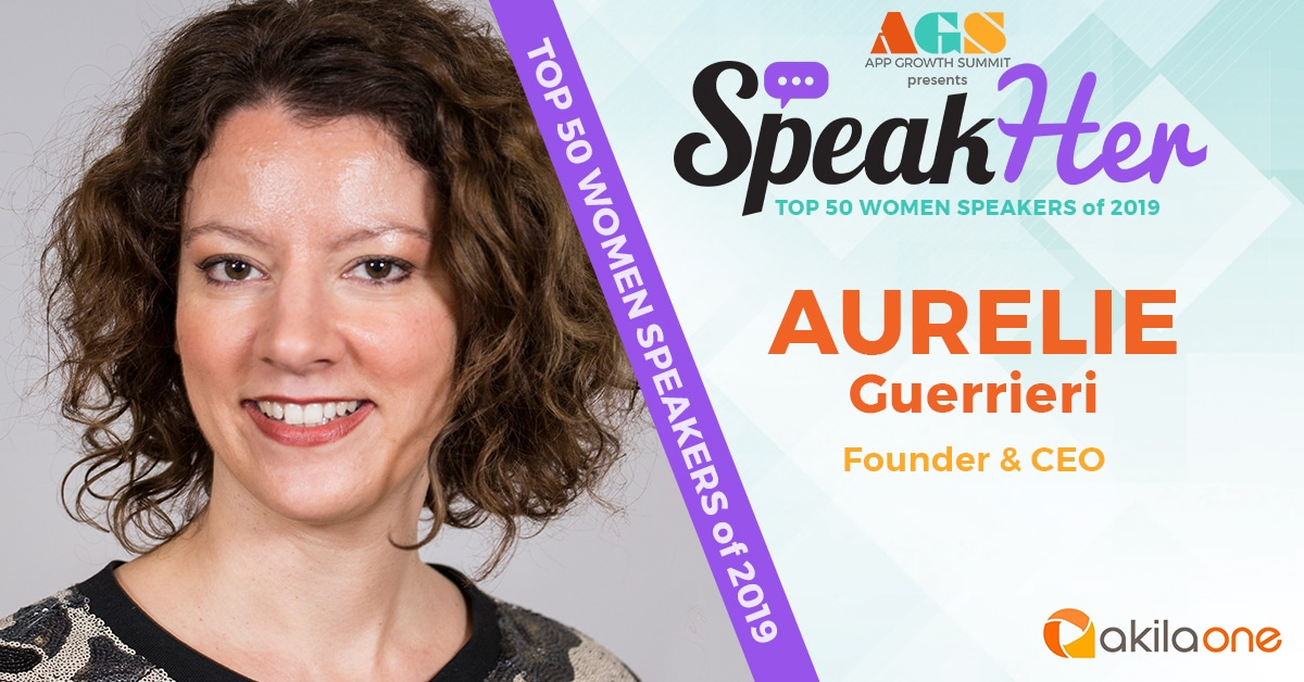SpeakHer - Top 50 - Aurelie Guerrieri