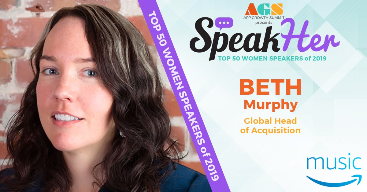 SpeakHer - Top 50 - Beth Murphy