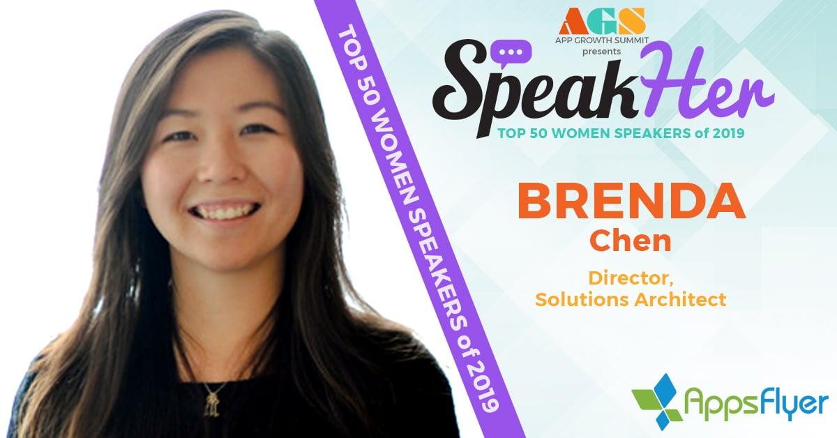 SpeakHer - Top 50 - Brenda Chen