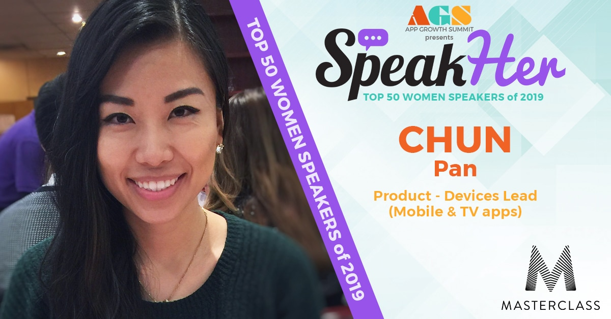 SpeakHer - Top 50 - Chun Pan