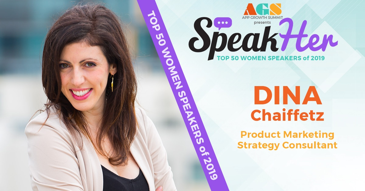 SpeakHer - Top 50 - Dina Chaiffetz