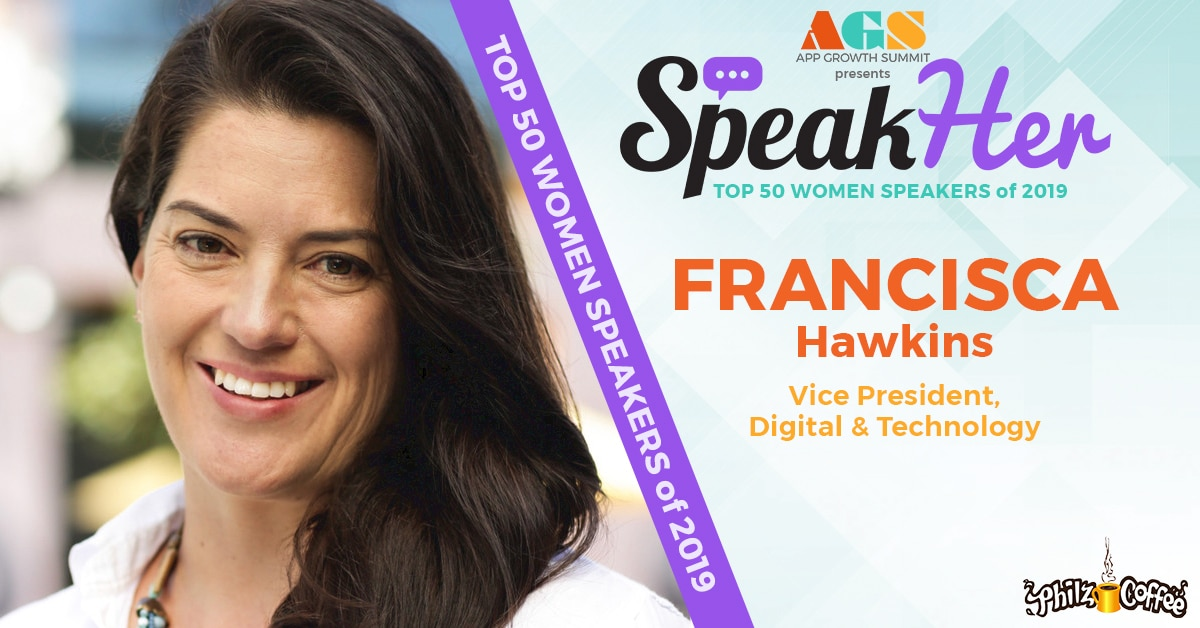 SpeakHer - Top 50 - Francisca Hawkins