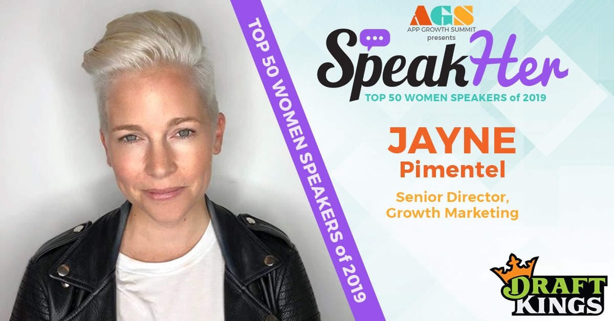 SpeakHer - Top 50 - Jayne Pimentel
