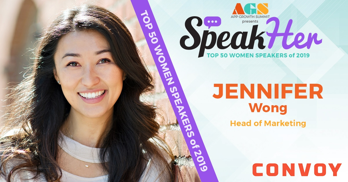 SpeakHer - Top 50 - Jennifer Wong