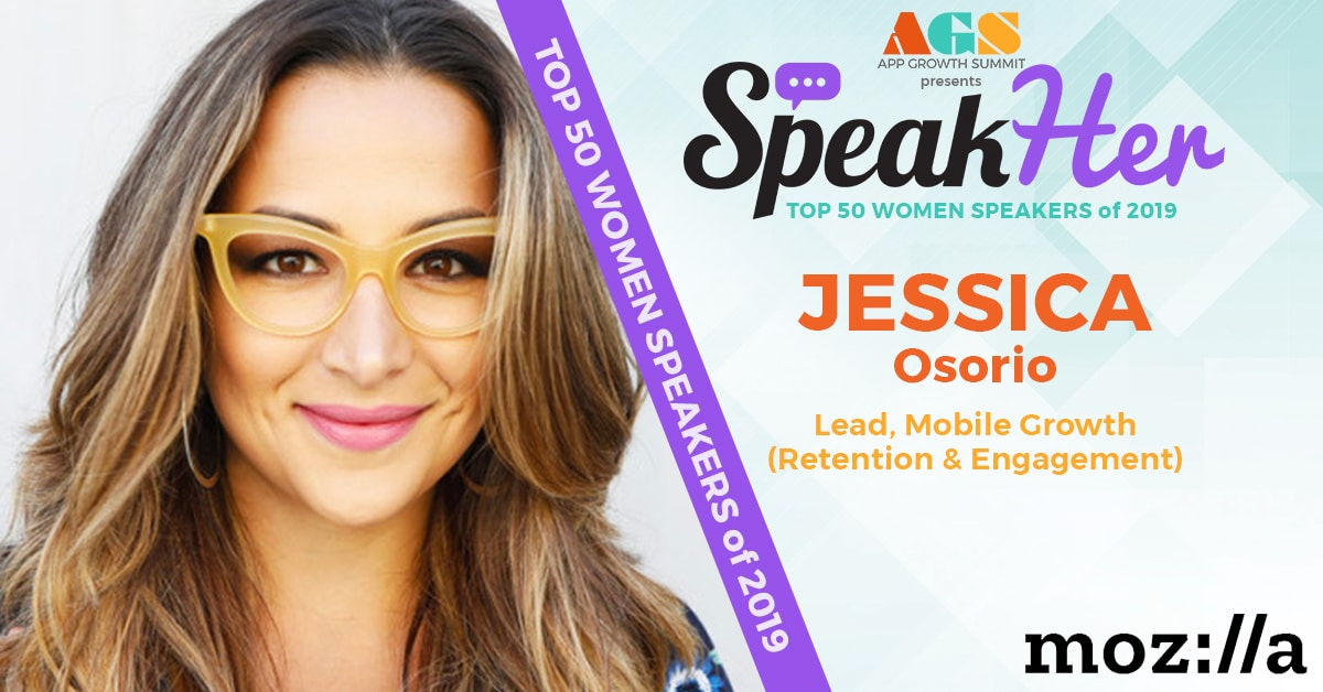 SpeakHer - Top 50 - Jessica Osorio