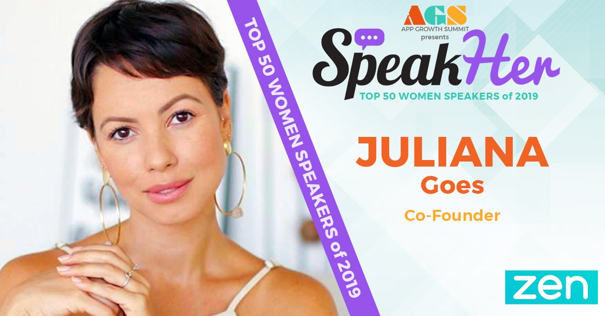 SpeakHer - Top 50 - Juliana Goes