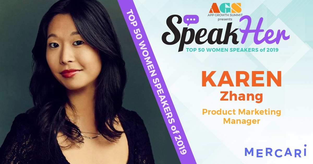 SpeakHer - Top 50 - Karen Zhang