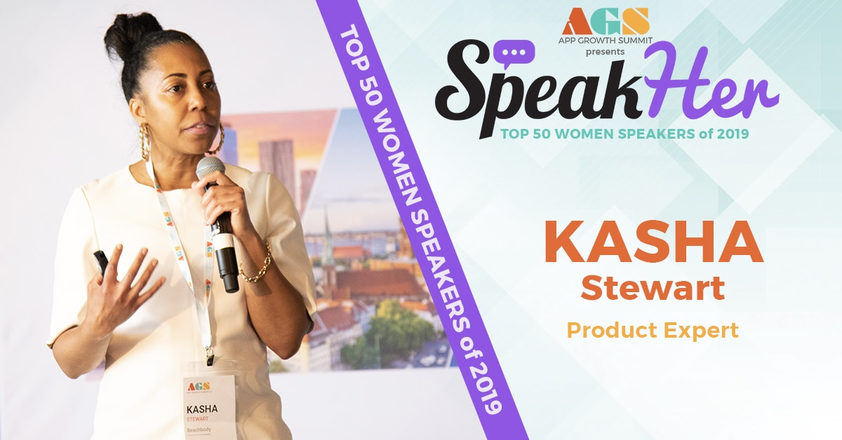 SpeakHer - Top 50 - Kasha Stewart