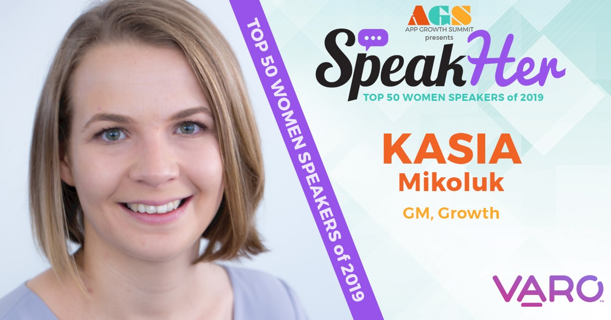 SpeakHer - Top 50 - Kasia Mikoluk