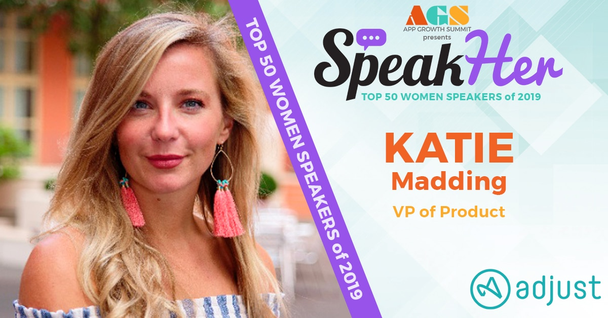 SpeakHer - Top 50 - Katie Madding