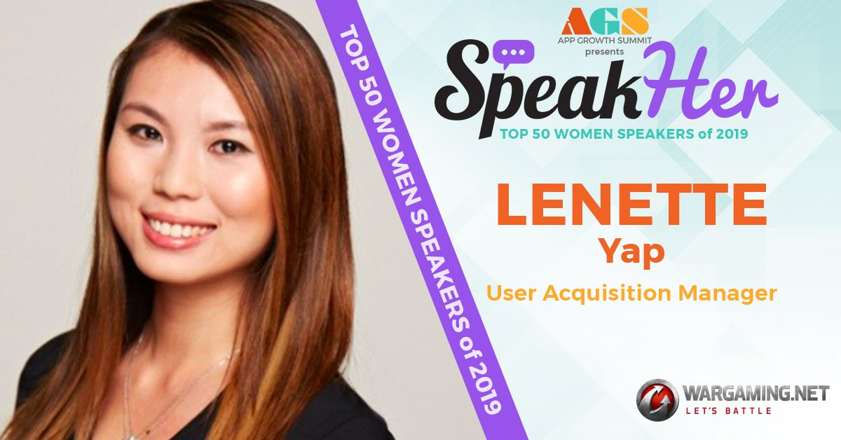 SpeakHer - Top 50 - Lenette Yap