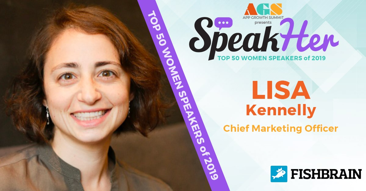 SpeakHer - Top 50 - Lisa Kennelly
