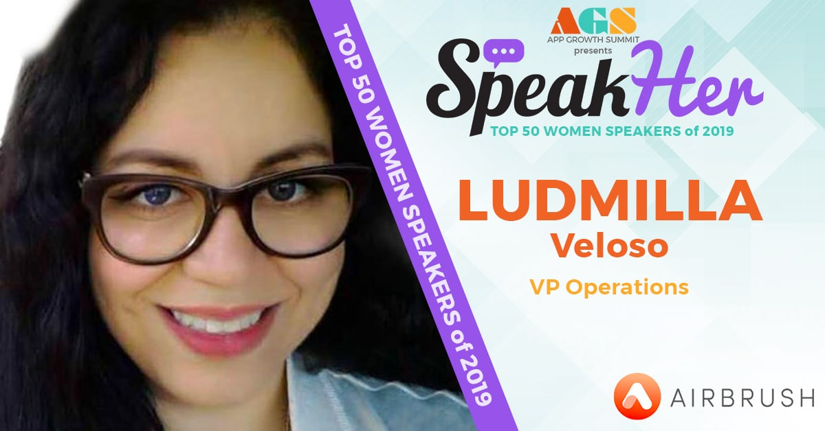 SpeakHer - Top 50 - Ludmilla Veloso