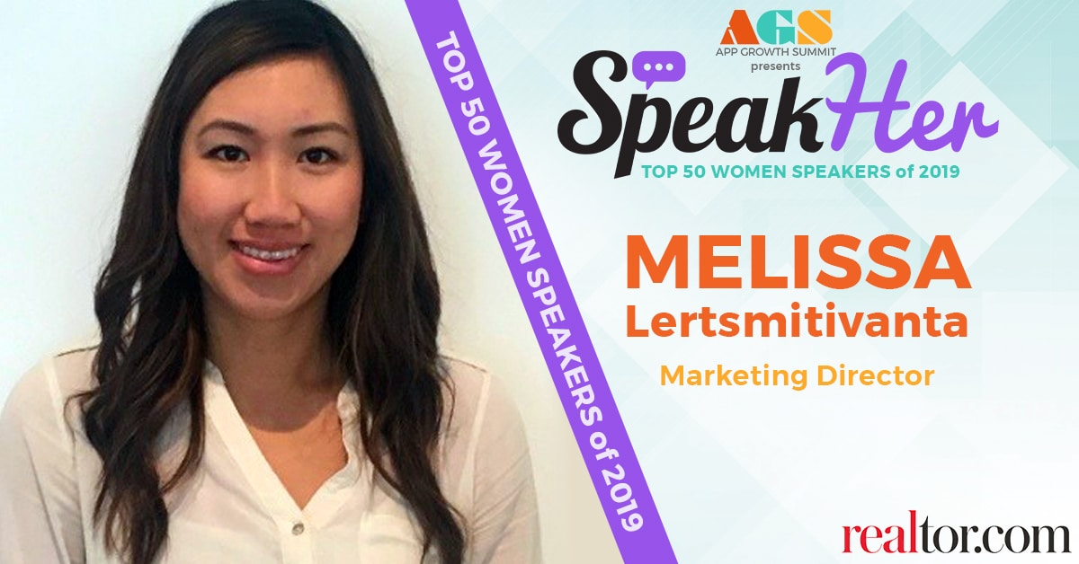 SpeakHer - Top 50 - Melissa Lertsmitivanta