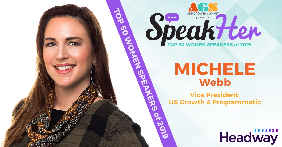 SpeakHer - Top 50 - Michele Webb