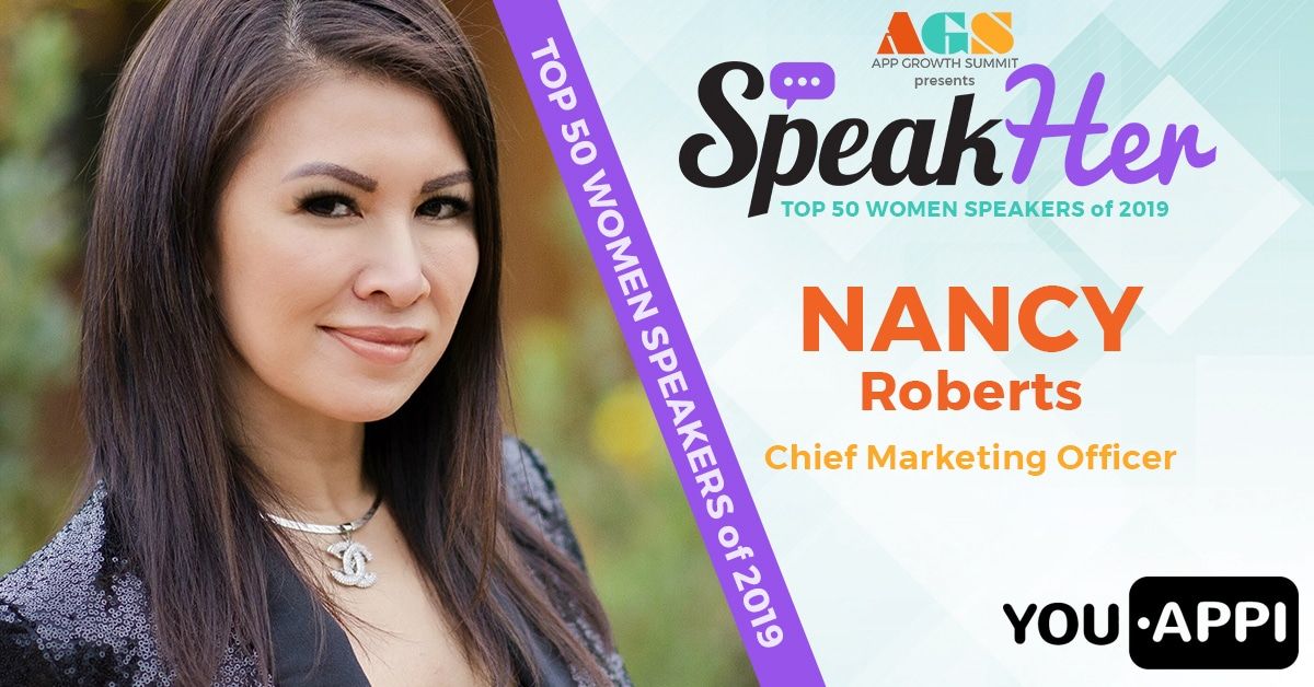 SpeakHer - Top 50 - Nancy Roberts