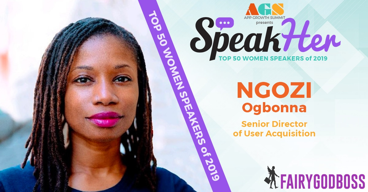 SpeakHer - Top 50 - Ngozi Ogbonna