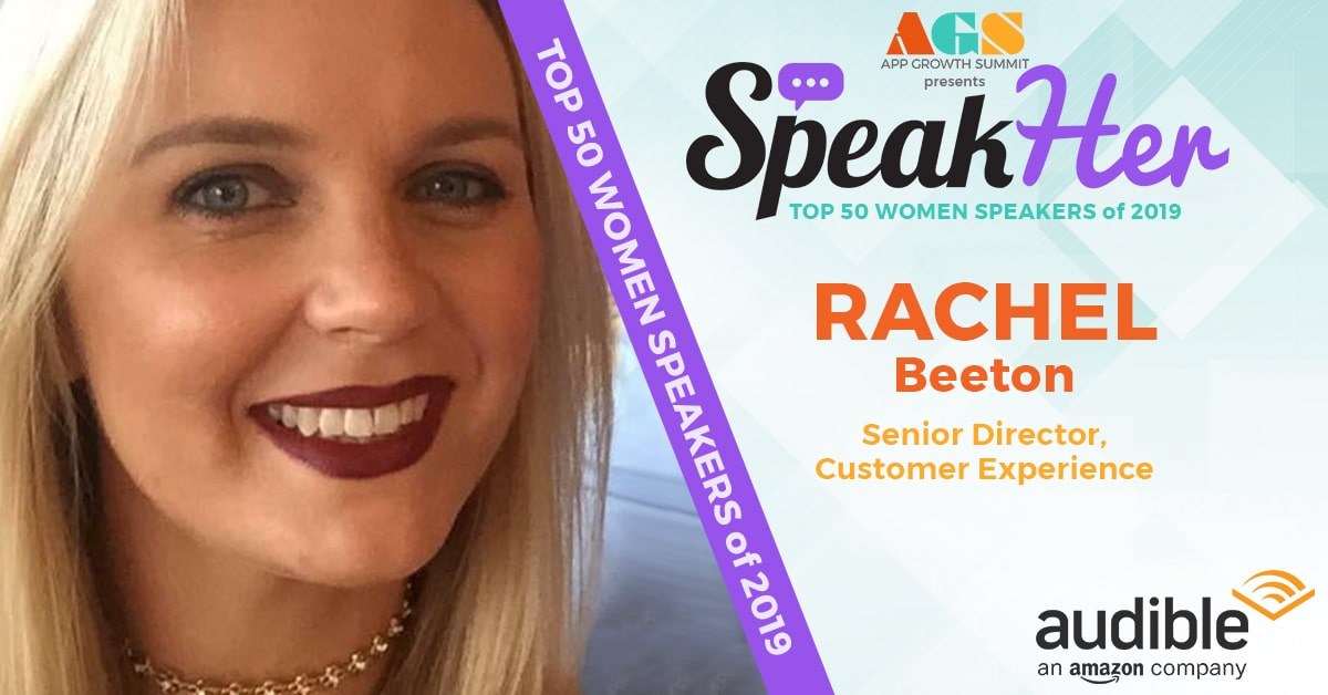 SpeakHer - Top 50 - Rachel Beeton