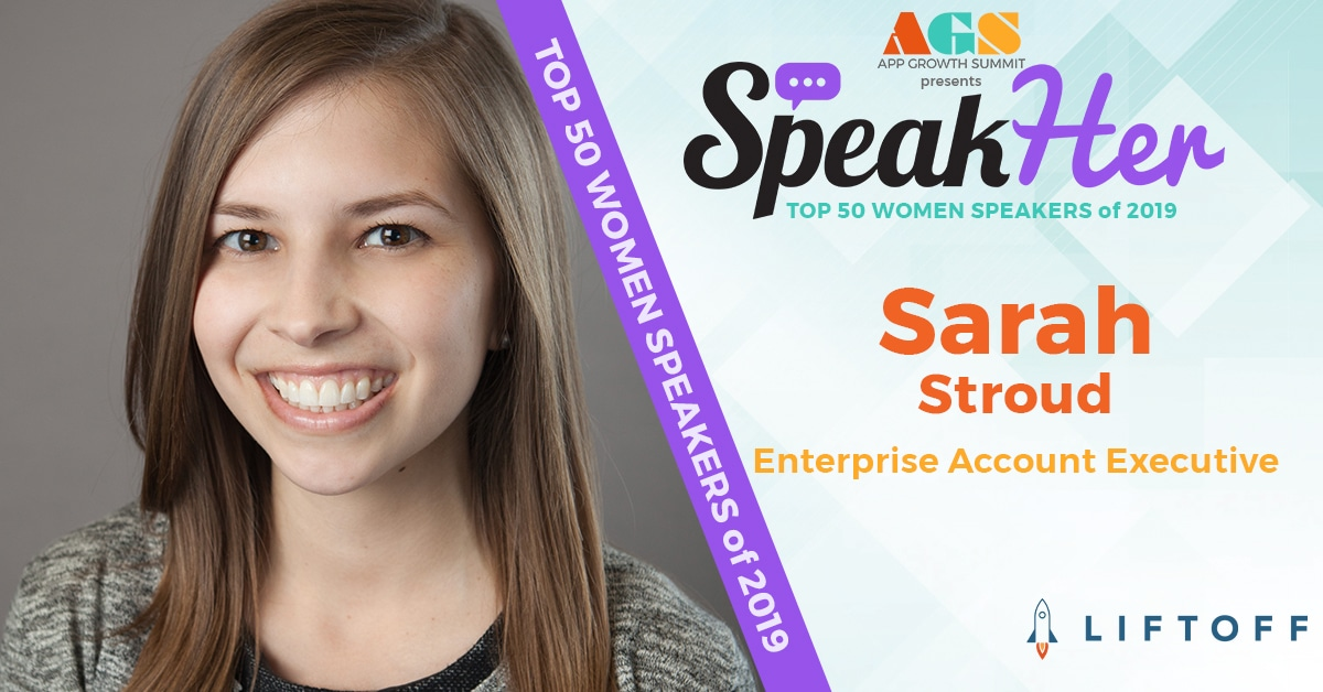 SpeakHer - Top 50 - Sarah Stroud