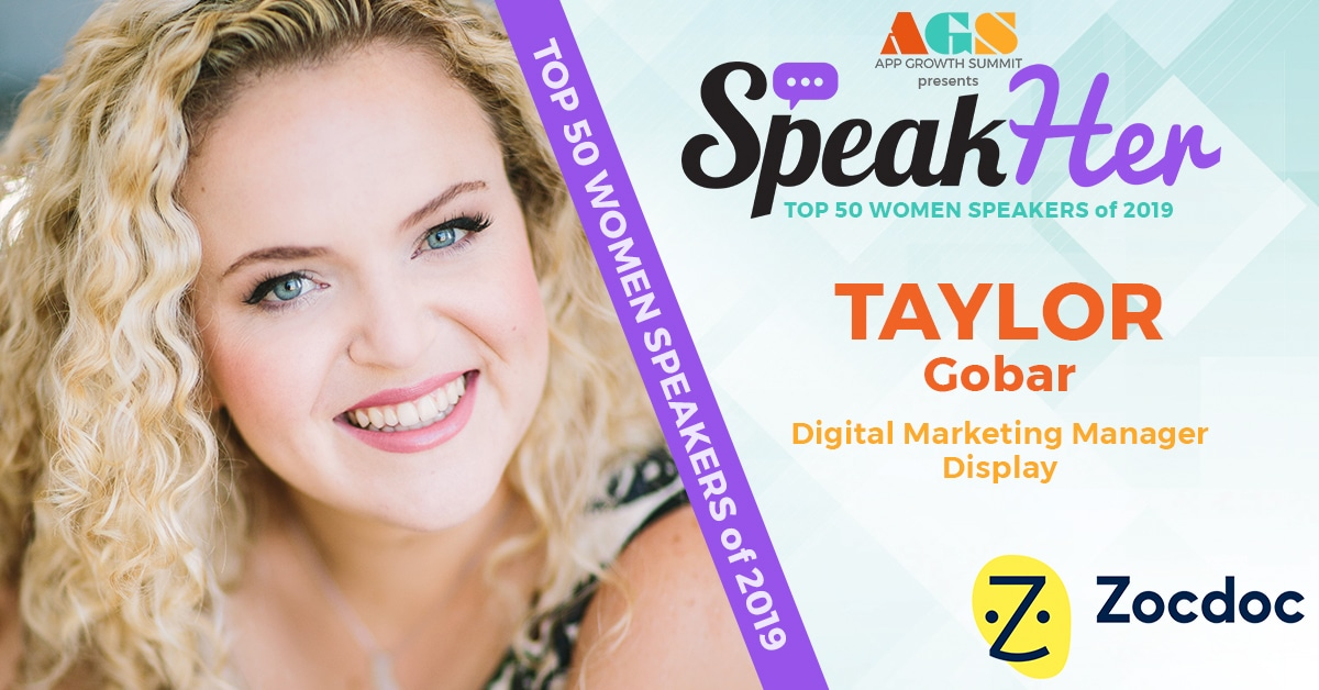 SpeakHer - Top 50 - Taylor Gobar