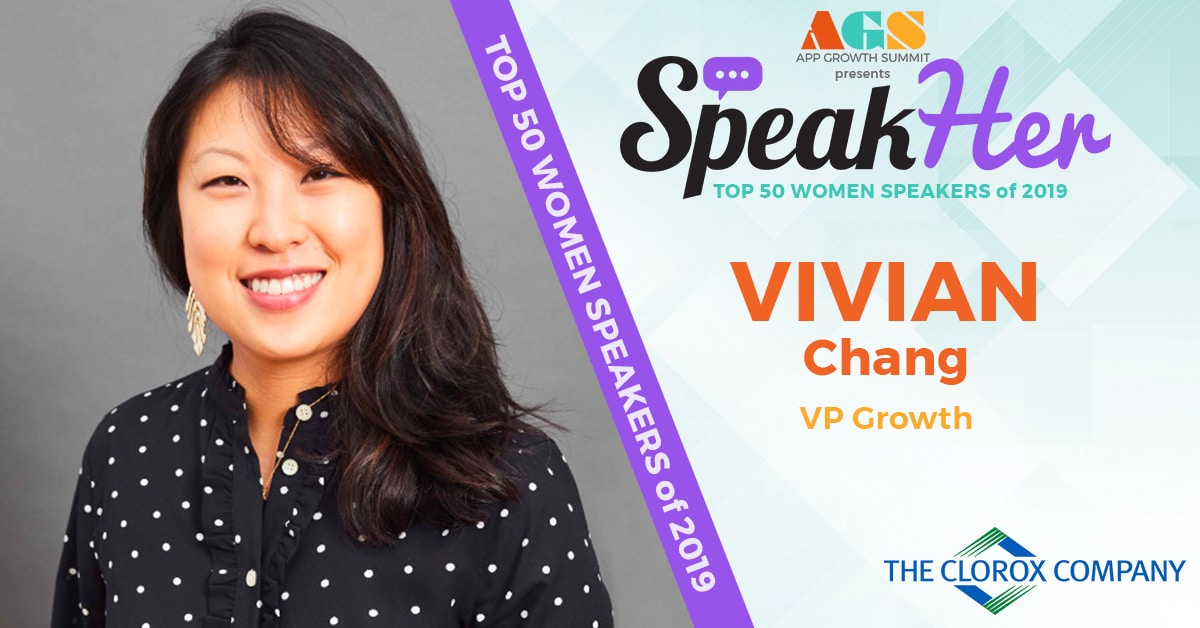 SpeakHer - Top 50 - Vivian Chang