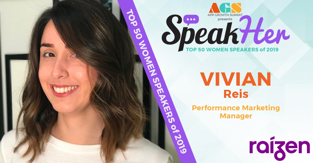 SpeakHer - Top 50 - Vivian Reis