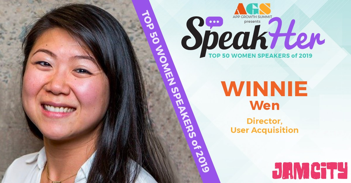 SpeakHer - Top 50 - Winnie Wen