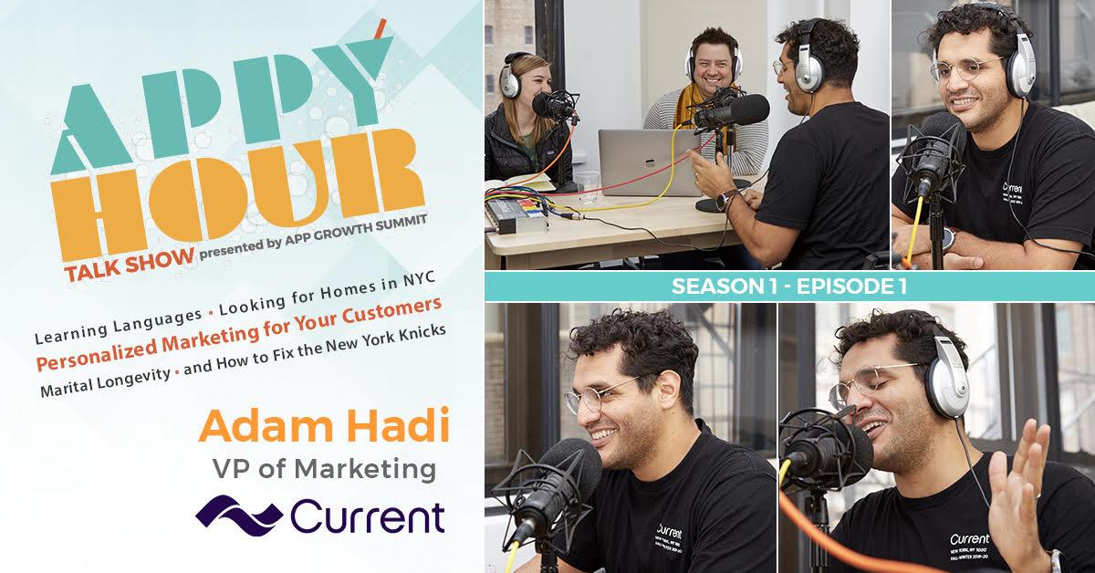 Season 01 - Episode 01: Adam Hadi, Current