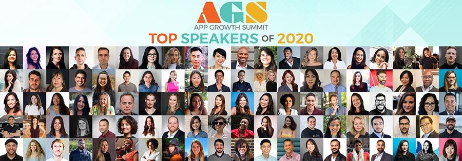 Top AGS Speakers of 2020! Top 100!