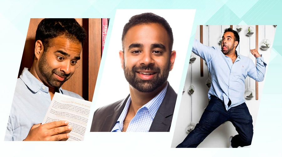 Appy Hour Talk Show Podcast - Vishal Korlipara - Season 02, Episode 05