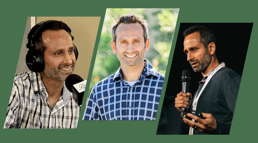 Appy Hour Talk Show Podcast - Lomit Patel - Season 02, Episode 06