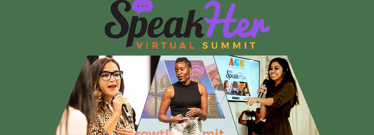 SpeakHer Virtual Summit
