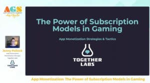 Jenny Pollock_The Power of Subscription Models in Gaming