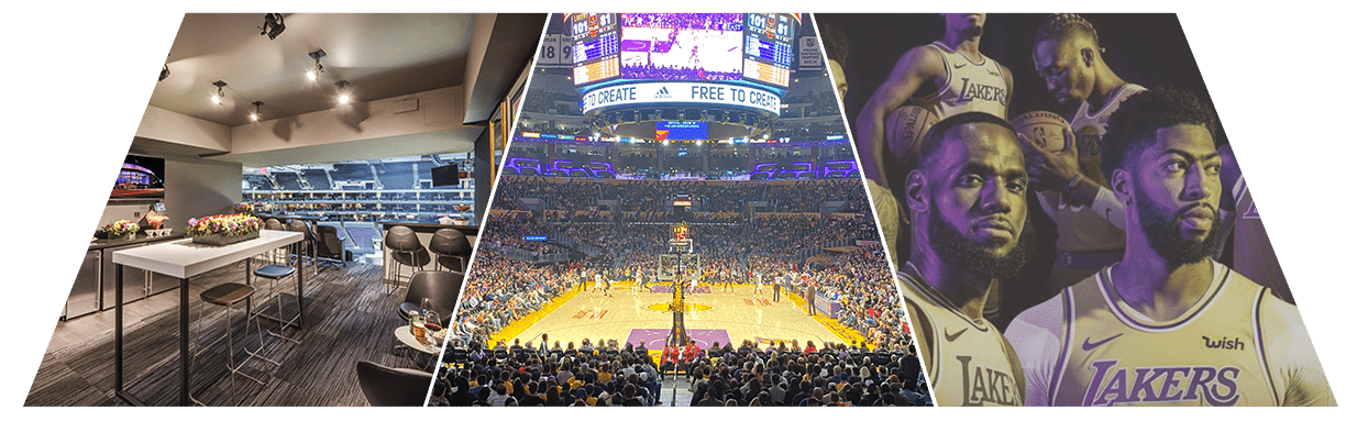 AGS Los Angeles Lakers - Networking Suite 2021