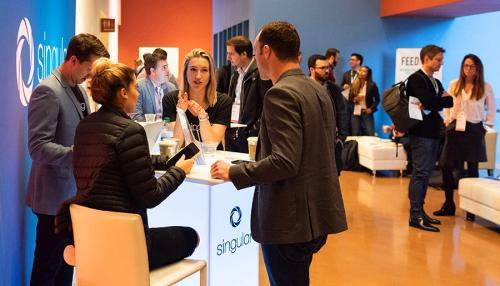 App Growth Summit SF - Lounge Lobby