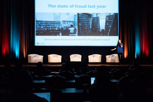 App Growth Summit SF - Evolution of Mobile Ad Fraud