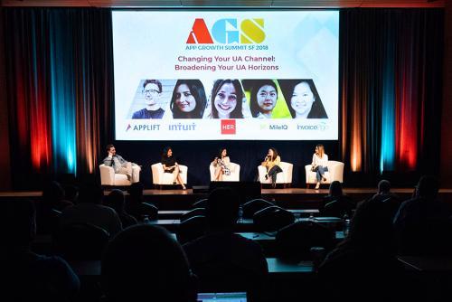 App Growth Summit SF - UA Channels