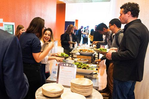 App Growth Summit SF - Gourmet Lunch Buffet