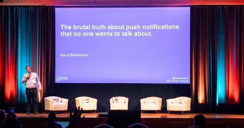 App Growth Summit SF - Brutal Truth About Push Notifications